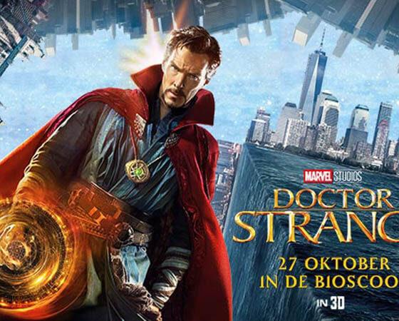 Online banner pakket Doctor Strange