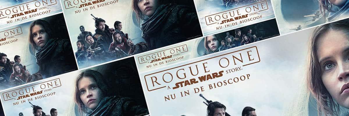Disney Rogue One - DSlab Disney Rogue One static IAB bioscopen