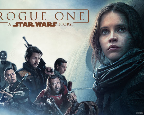 Rogue One preview banner