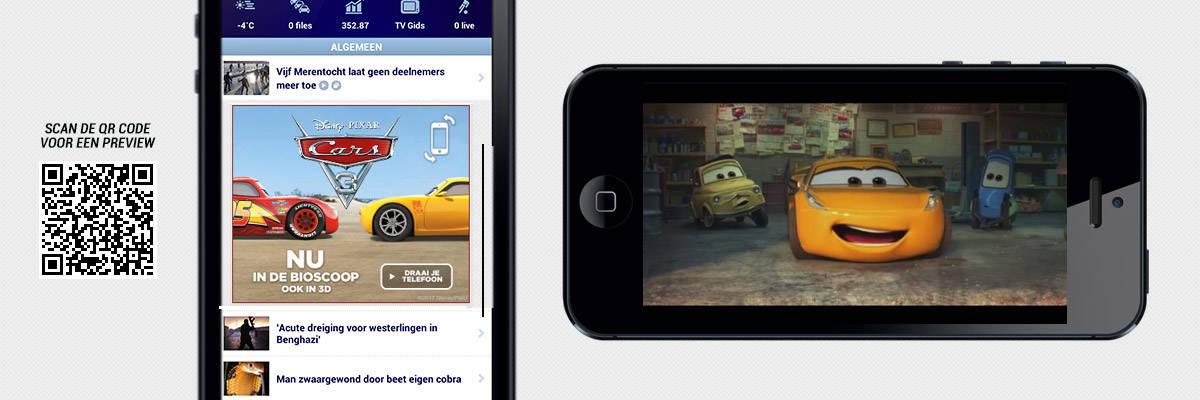 Disney Cars 3 -
