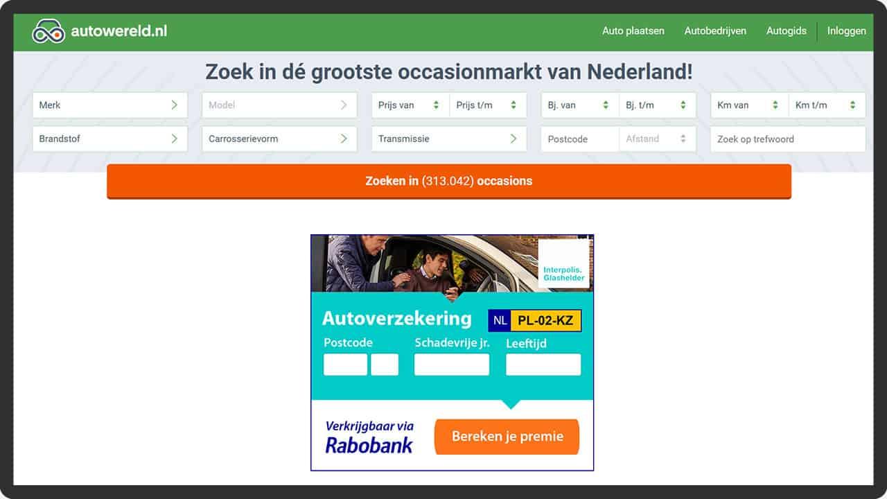 Dynamische HTML5 banners - IntelligenteBanners WebsiteData