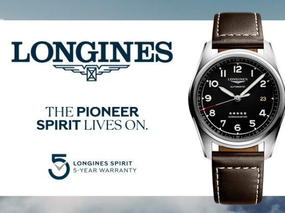 Longines - Spirit Collection - longines spiritcollectie