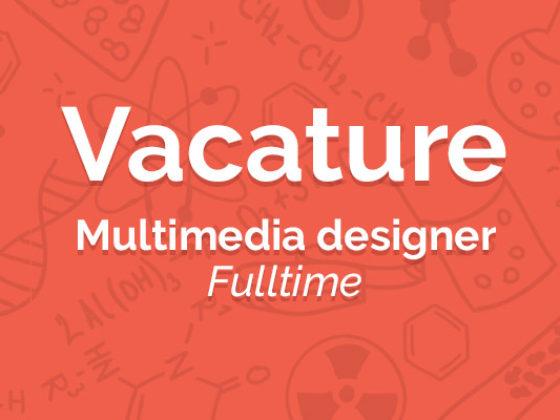 Multimedia Designer: design tot HTML(5) tot video - vacature multimediadesigner fulltime 1