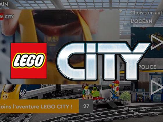 Succesvol ingeschreven! - legoCity